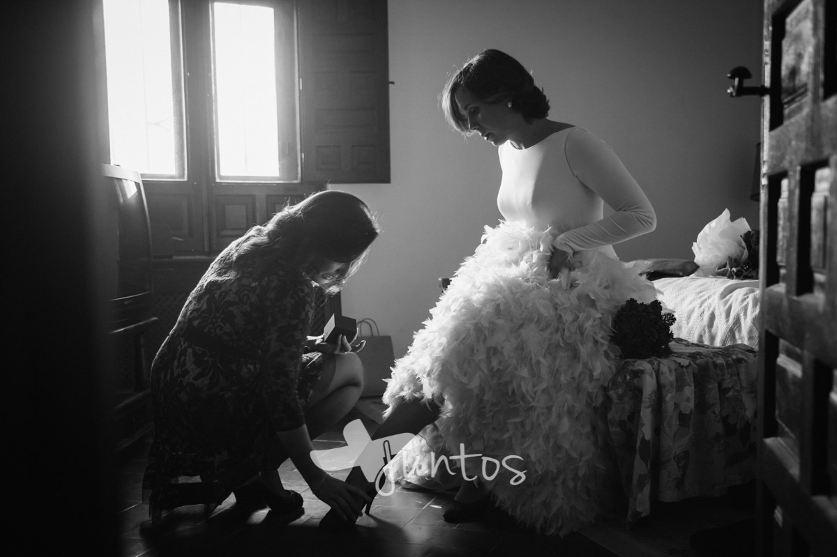 preparativos novia madrid